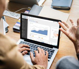 charting financials